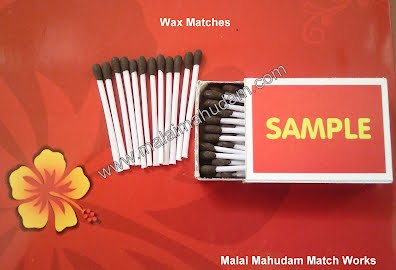 Wax Matches